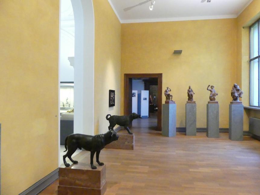 München, Bayerisches Nationalmuseum, Saal 28, Bild 2/4