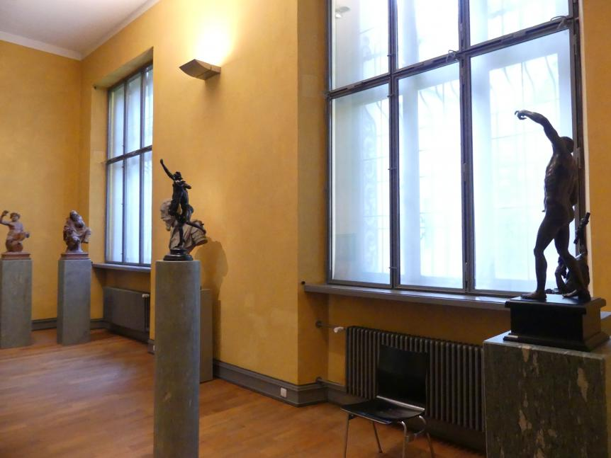 München, Bayerisches Nationalmuseum, Saal 28, Bild 3/4