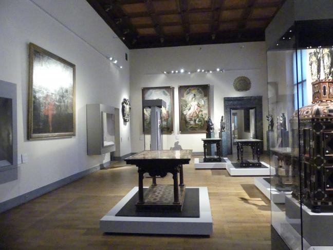 München, Bayerisches Nationalmuseum, Saal 31, Bild 2/4