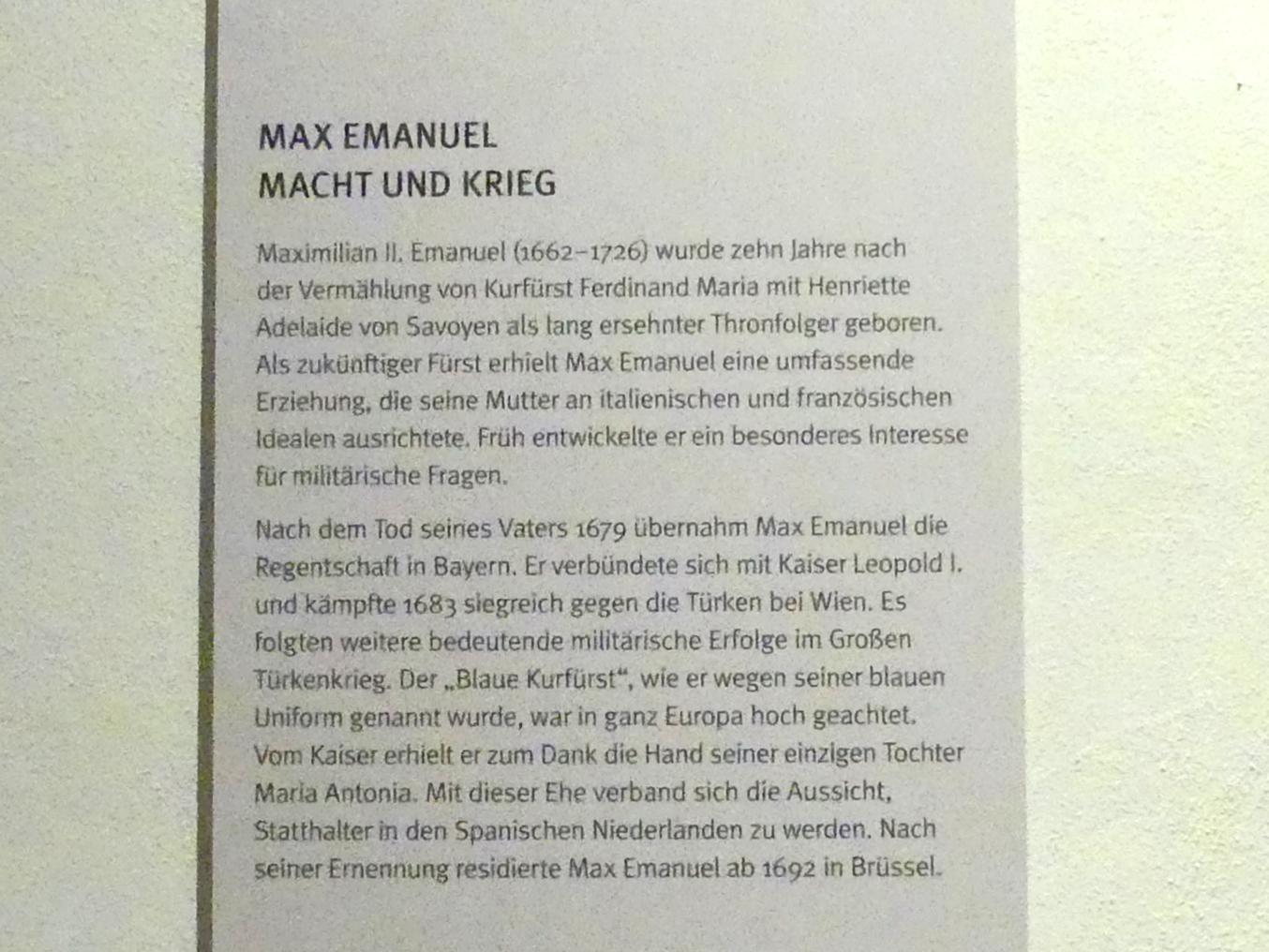 München, Bayerisches Nationalmuseum, Saal 33