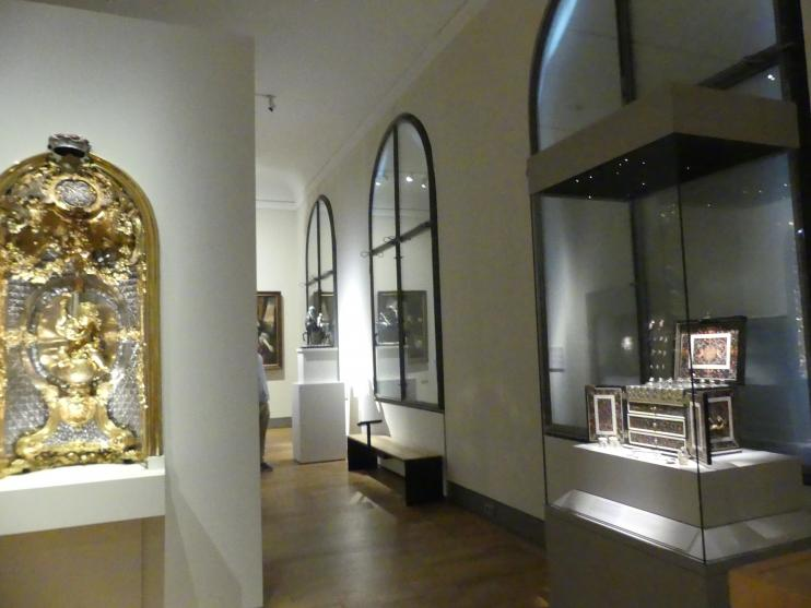 München, Bayerisches Nationalmuseum, Saal 35, Bild 3/5