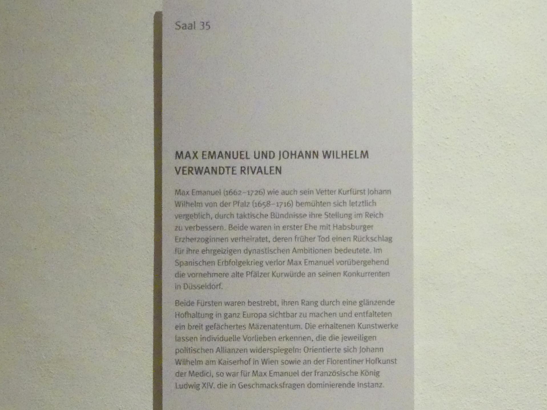 München, Bayerisches Nationalmuseum, Saal 35, Bild 5/5