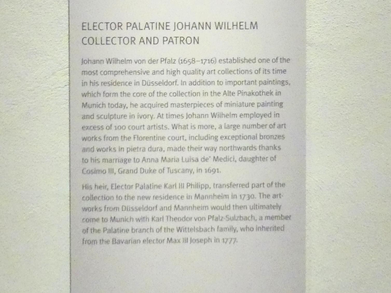 München, Bayerisches Nationalmuseum, Saal 36, Bild 3/4