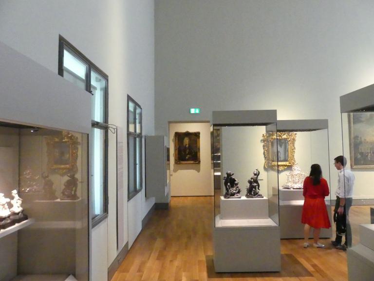 München, Bayerisches Nationalmuseum, Saal 37, Bild 1/4