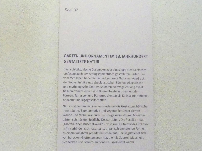 München, Bayerisches Nationalmuseum, Saal 37, Bild 4/4