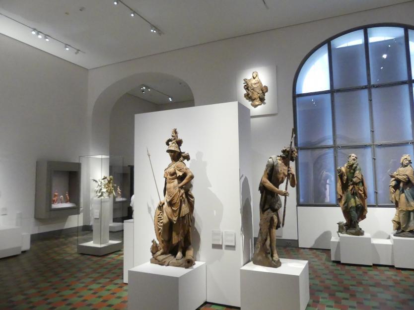 München, Bayerisches Nationalmuseum, Saal 43, Bild 1/3