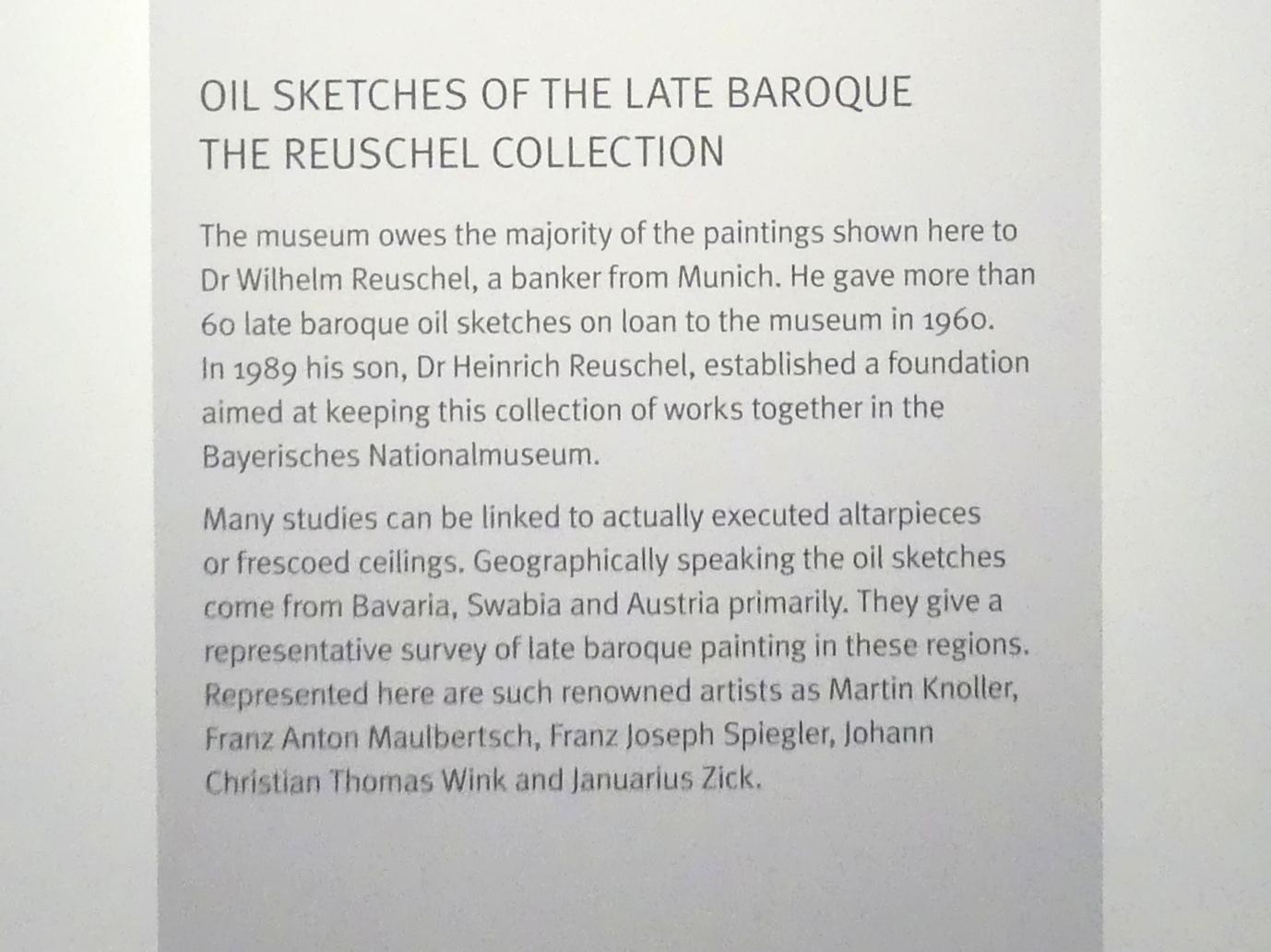 München, Bayerisches Nationalmuseum, Saal 45, Bild 3/4