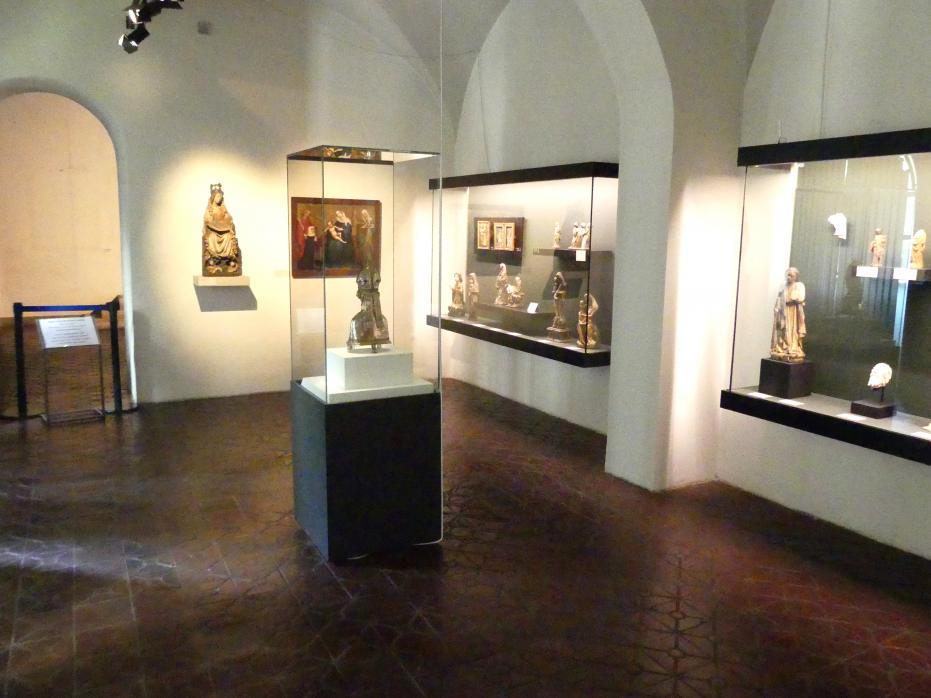 München, Bayerisches Nationalmuseum, Saal 7, Bild 1/2
