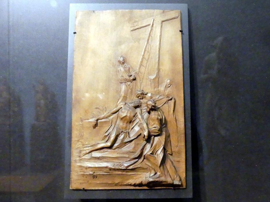 Paul Egell: Beweinung Christi, 1745 - 1750