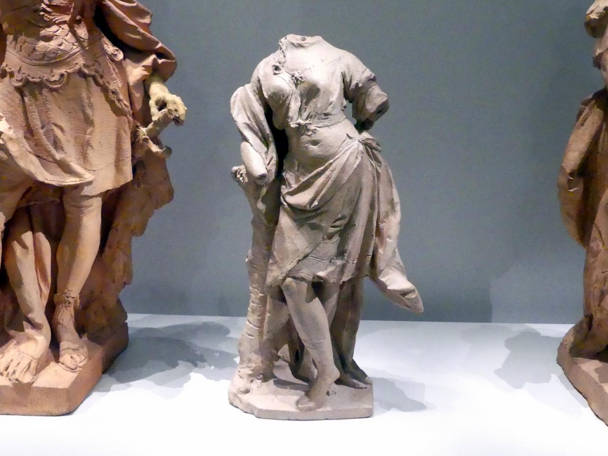 Johann Baptist Straub: Diana. Modello für die Figur im Bayerischen Nationalmuseum., 1772