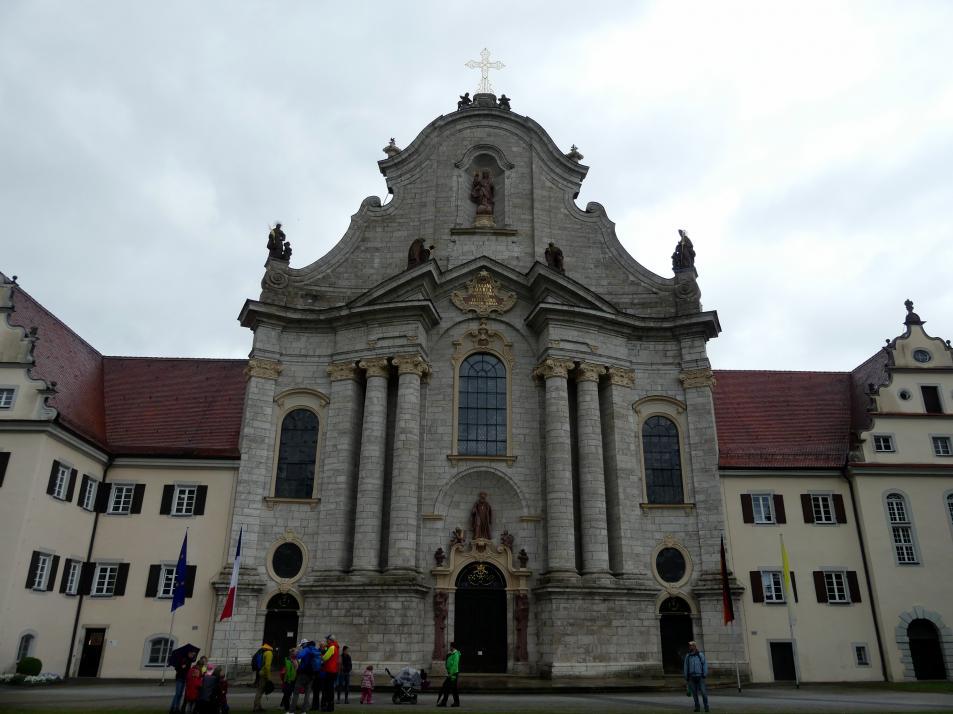 Johann Michael Fischer (Baumeister): Ehemalige Benediktiner-Abteikirche Zwiefalten, 1741 - 1753