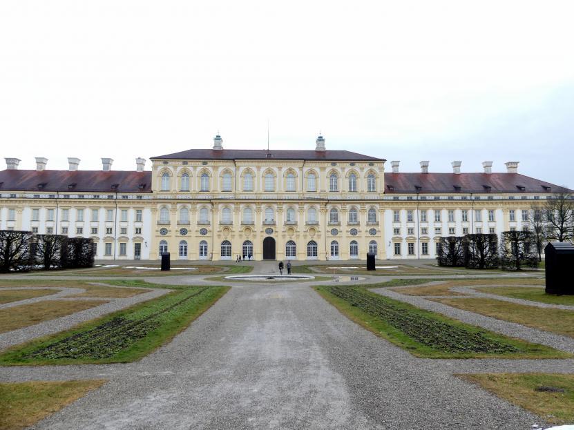 Joseph Effner: Neues Schloss Schleißheim, 1719 - 1726