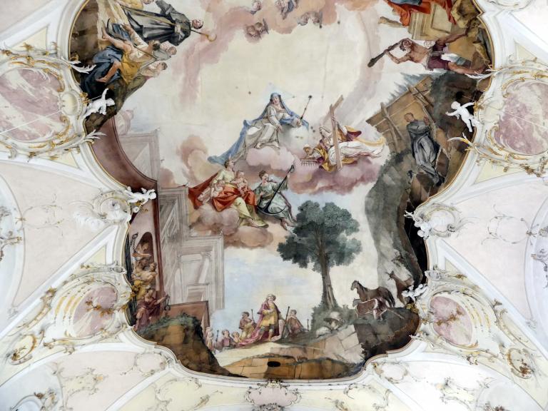 Matthäus Günther: Fresken, 1769