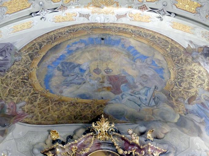 Cosmas Damian Asam: Fresken, 1738