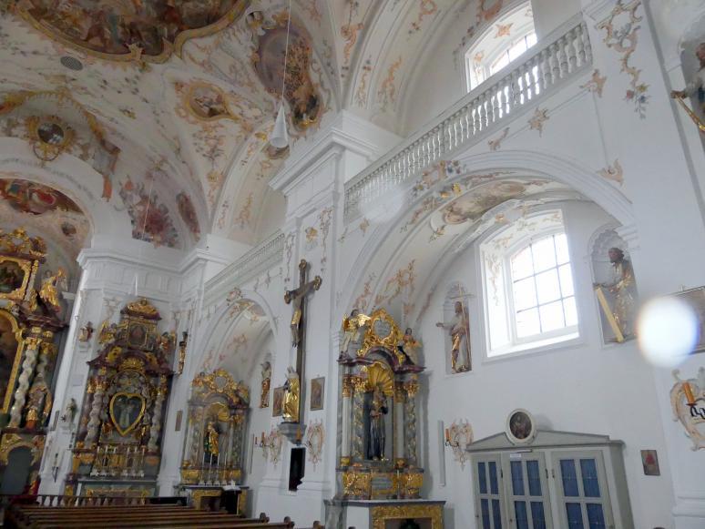 Wolfgang Dientzenhofer: Vollendung der Pfarr- und Wallfahrtskirche Mariä Namen, 1689