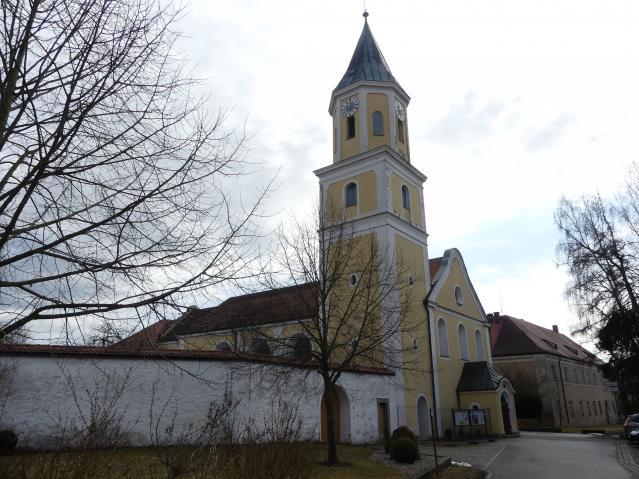 Wolfgang Dientzenhofer: Baupläne für Kloster Schönthal. Kirche war 1833 abgebrannt, wurde 1834 im Geschmack der Zeit neu erstellt., 1695