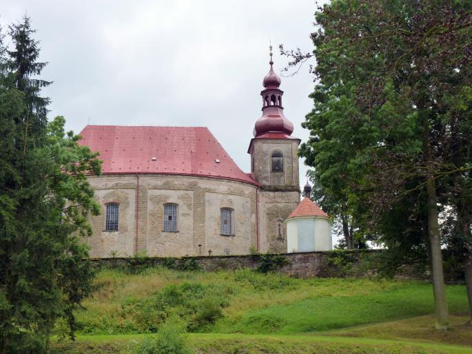 Christoph Dientzenhofer: Bau der Pfarrkirche St. Michael (Zuschreibung), 1719 - 1720