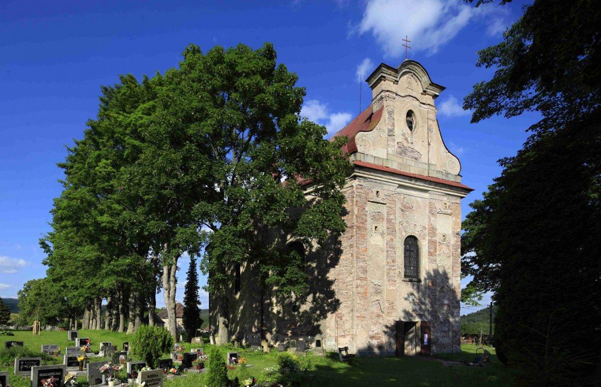 Christoph Dientzenhofer: Bau der Pfarrkirche St. Jakobus der Ältere (Zuschreibung), 1720 - 1722