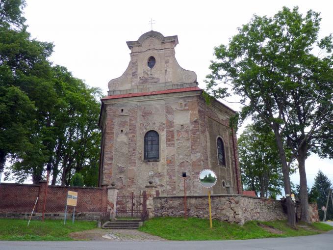 Kilian Ignaz Dientzenhofer: Bauleitung beim Bau der Pfarrkirche St. Jakobus der Ältere (Zuschreibung), 1720 - 1723