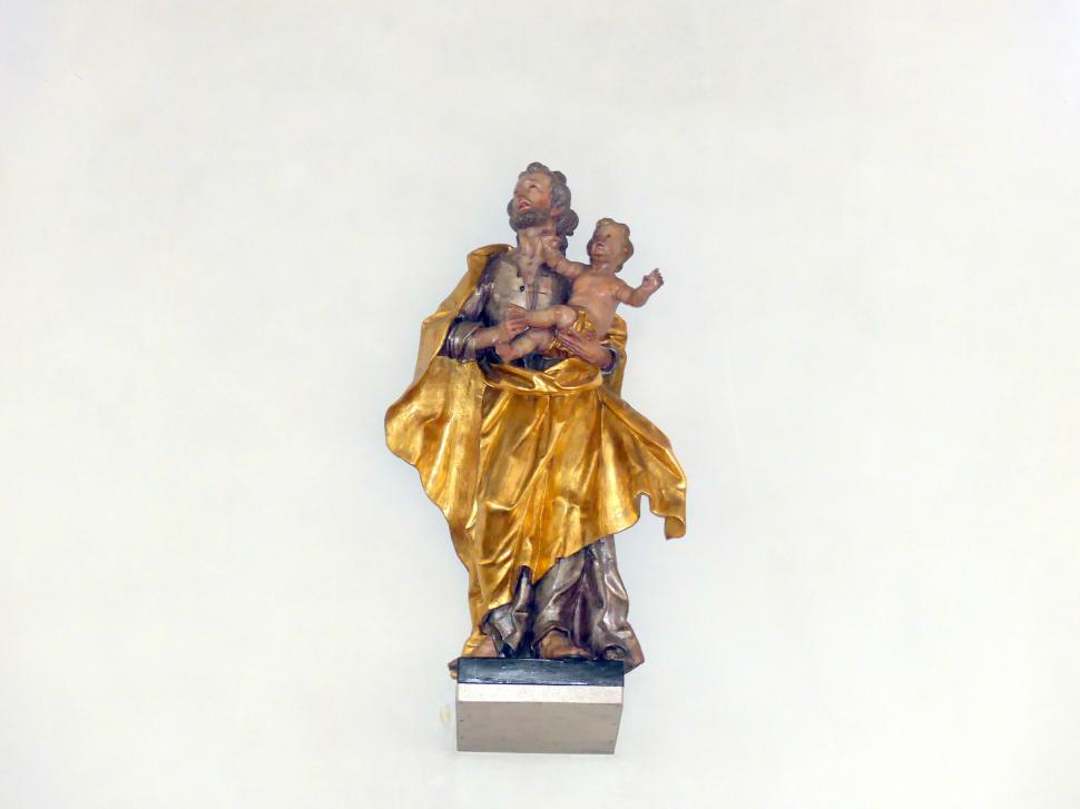 Franz Joseph Friedrich Christian: Hl. Joseph, 1786