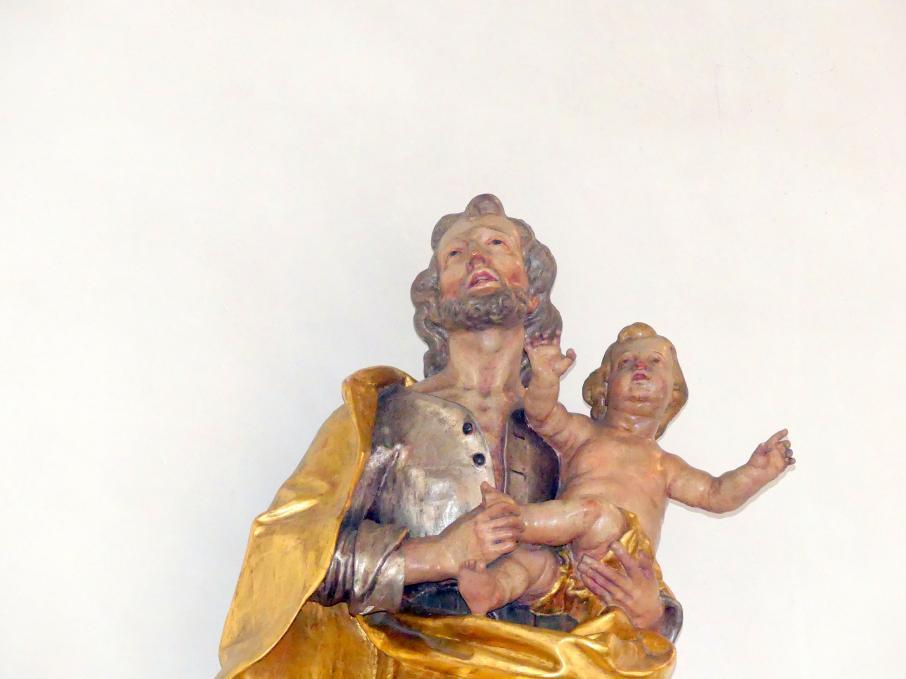 Franz Joseph Friedrich Christian: Hl. Joseph, 1786, Bild 2/6