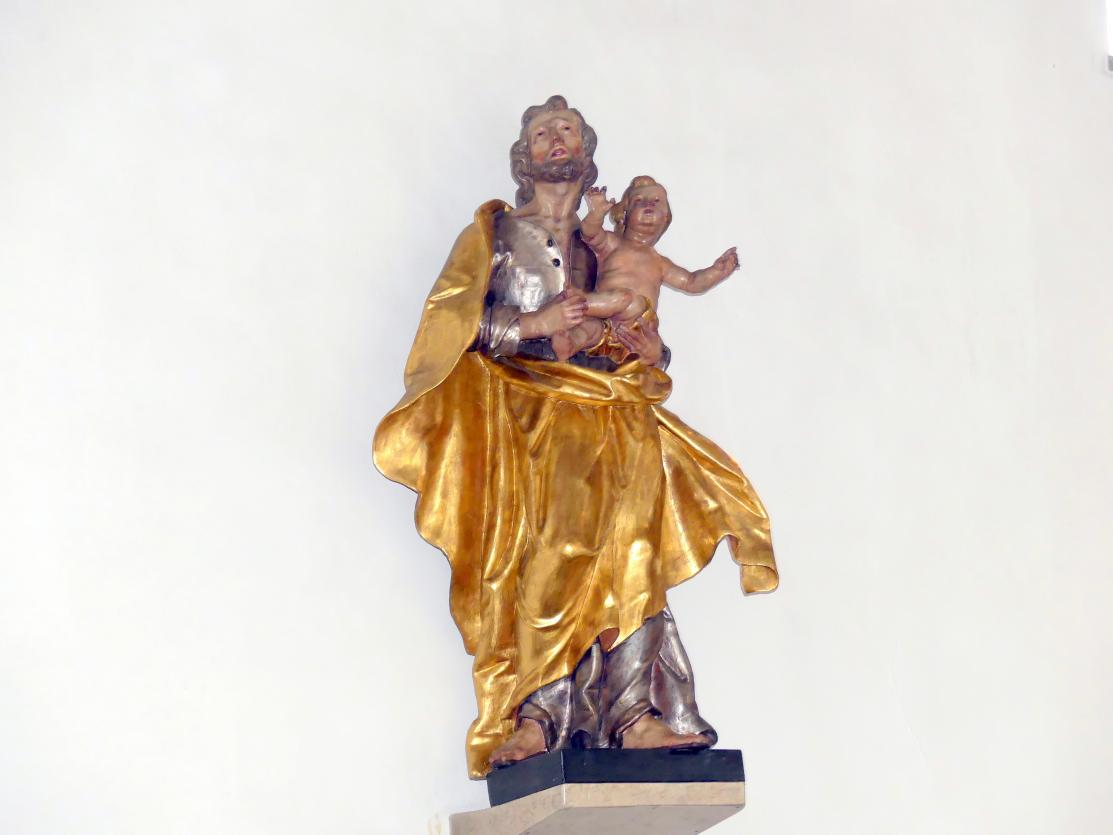 Franz Joseph Friedrich Christian: Hl. Joseph, 1786, Bild 6/6