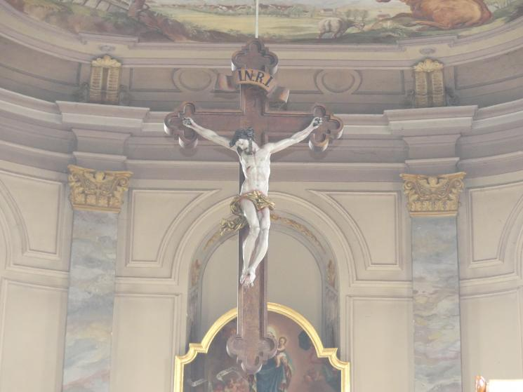Johann Joseph Christian: Kruzifix, 1740