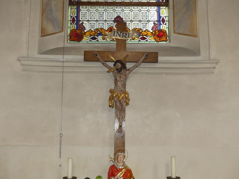 Johann Joseph Christian: Kruzifix, 1752