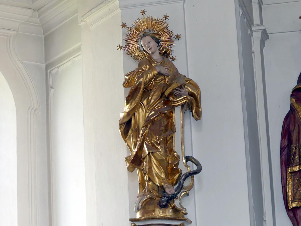 Christian Jorhan der Ältere: Immaculata, 1771