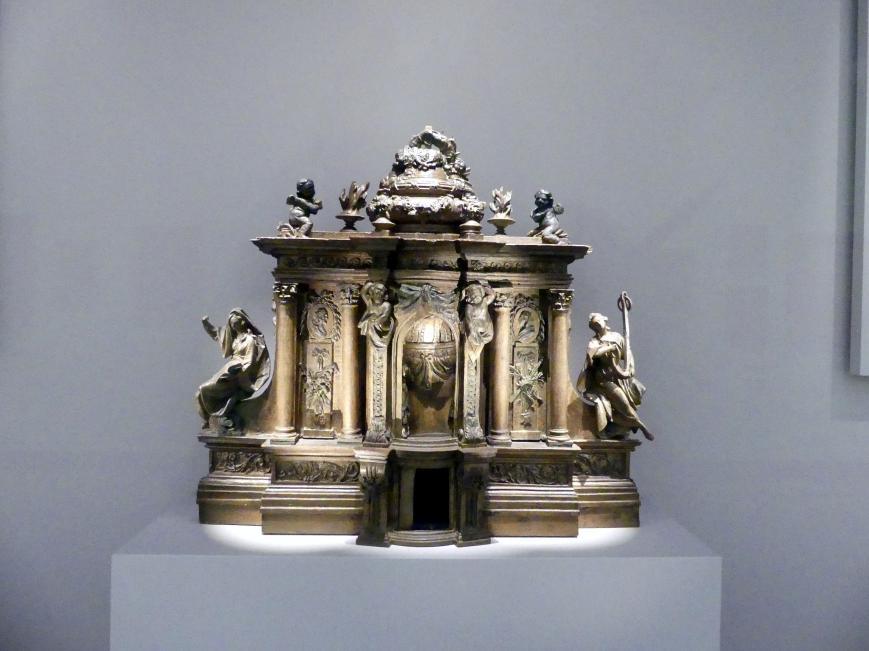 Christian Jorhan der Ältere: Modell für den Tabernakel in Maria Dorfen (?, früher Frauenzell vermutet), 1790