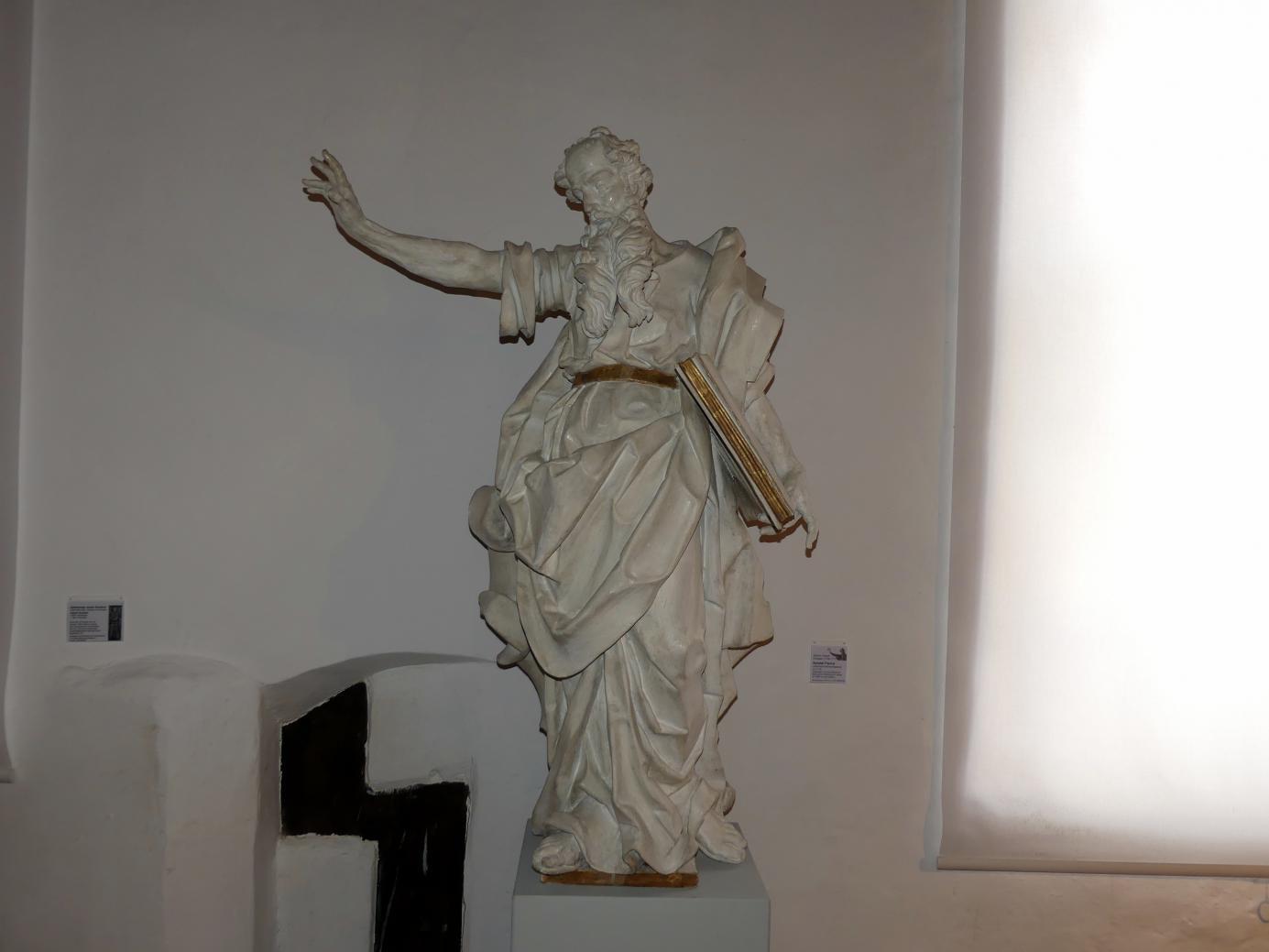 Johann Joseph Christian: Apostel Paulus, 1770