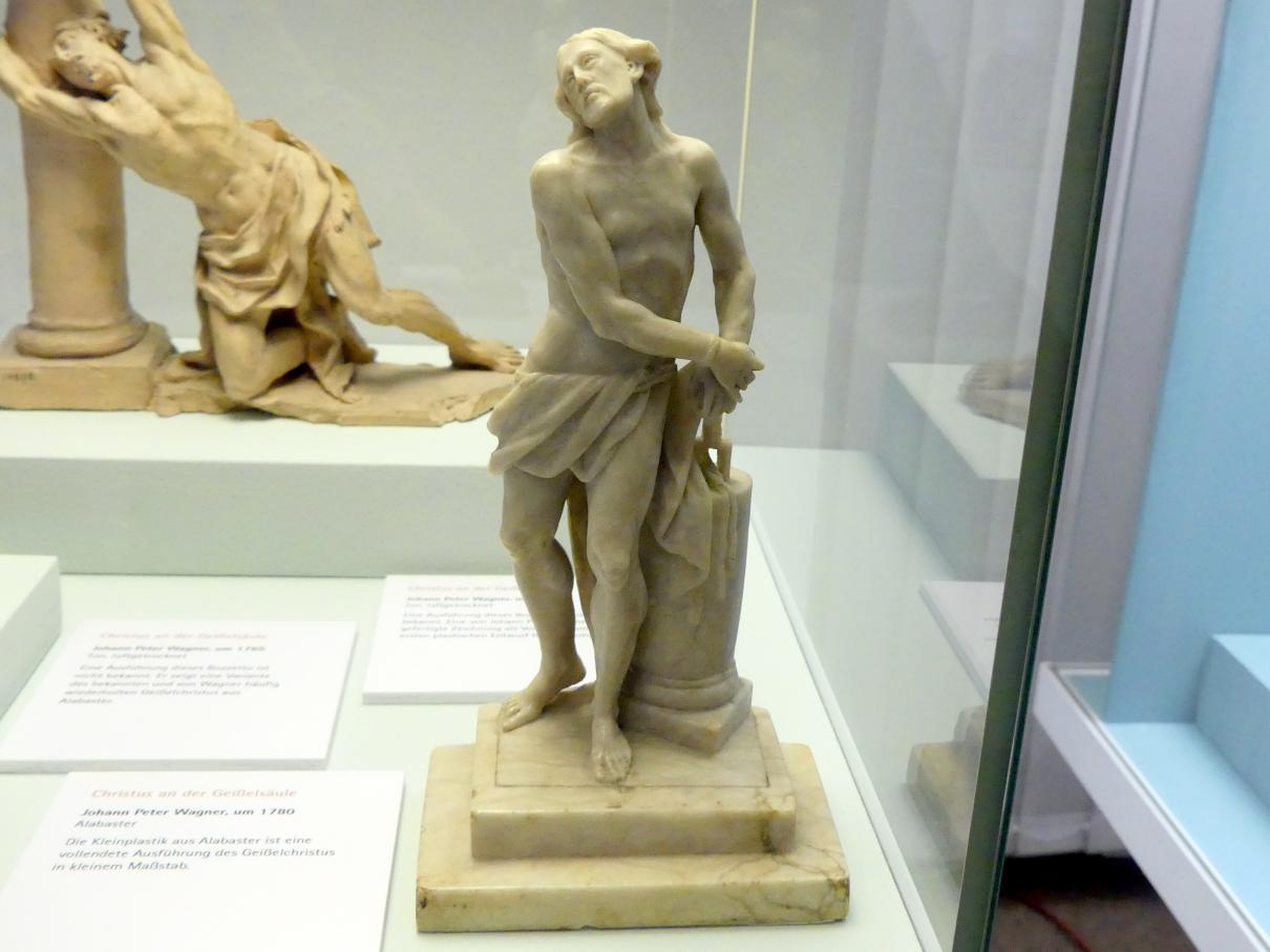 Johann Peter Wagner: Christus an der Geißelsäule, 1780