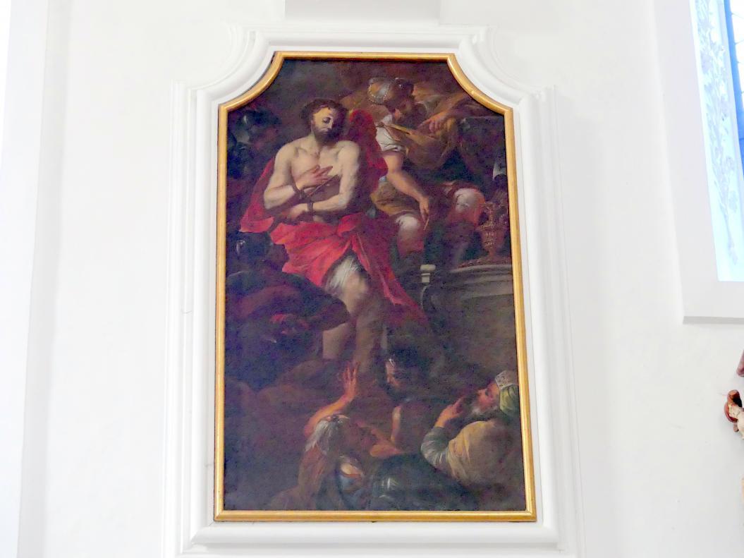 Johann Georg Bergmüller: Ecce Homo, 1713 - 1714