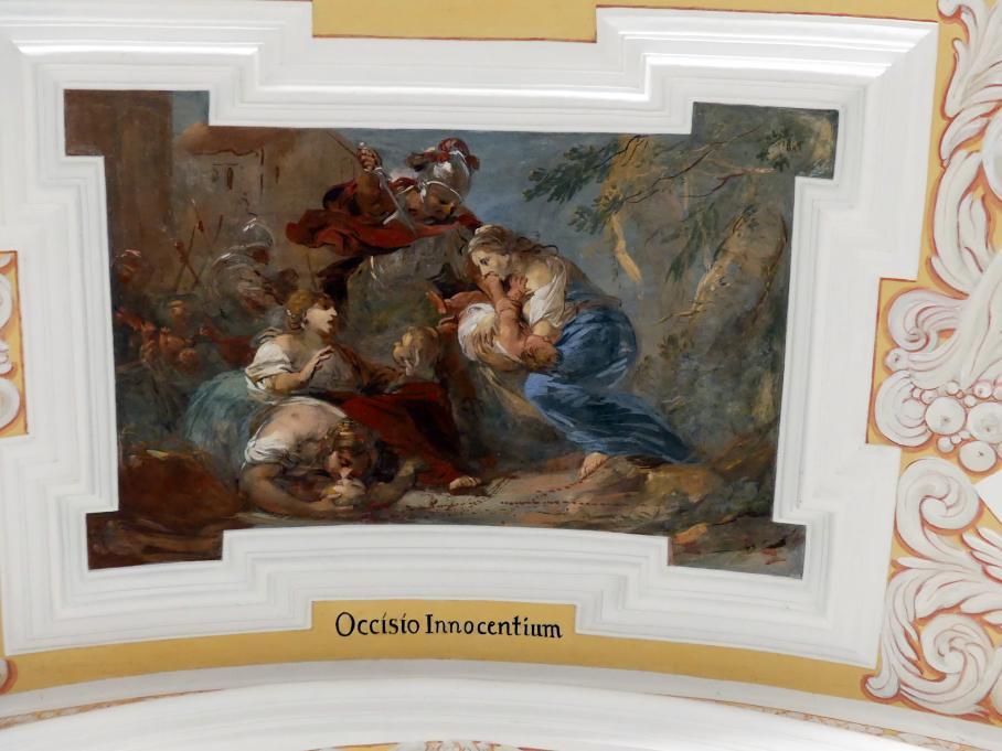 Michael Willmann: Betlehemitischer Kindermord, 1693 - 1695