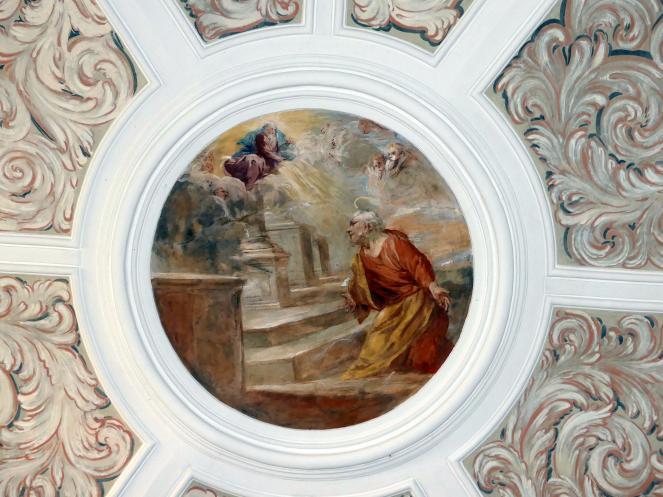 Michael Willmann: Joseph im Gebet, 1693 - 1695