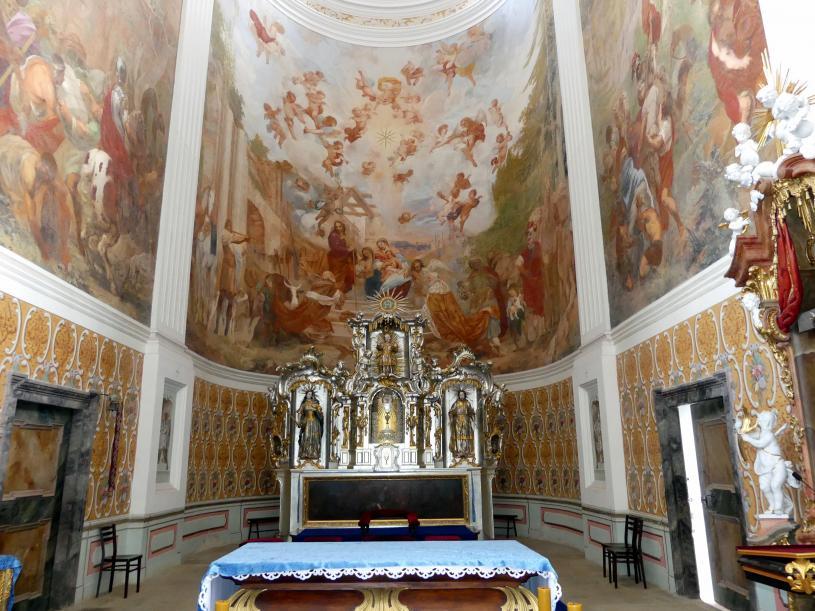 Michael Willmann: Anbetung der Heiligen Drei Könige, 1693 - 1695