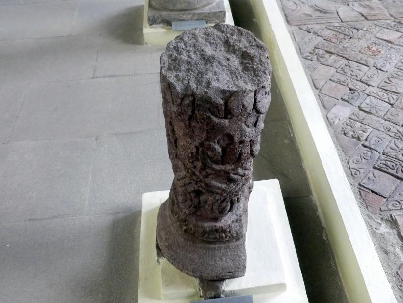 Fragment einer Säule, Ende 11. Jhd.
