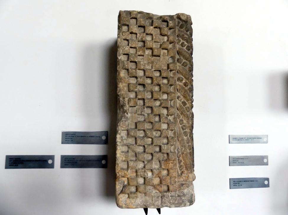Verkleidung eines Portals, um 1225
