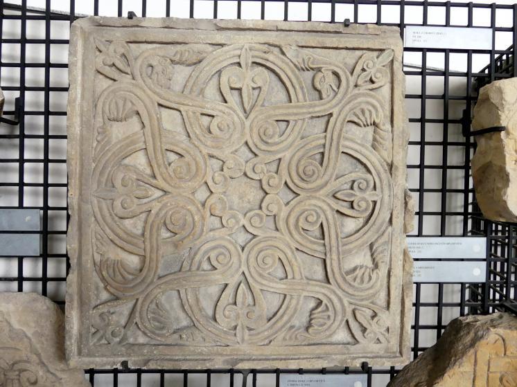 Tafel einer Chorwand (?), nach 1180