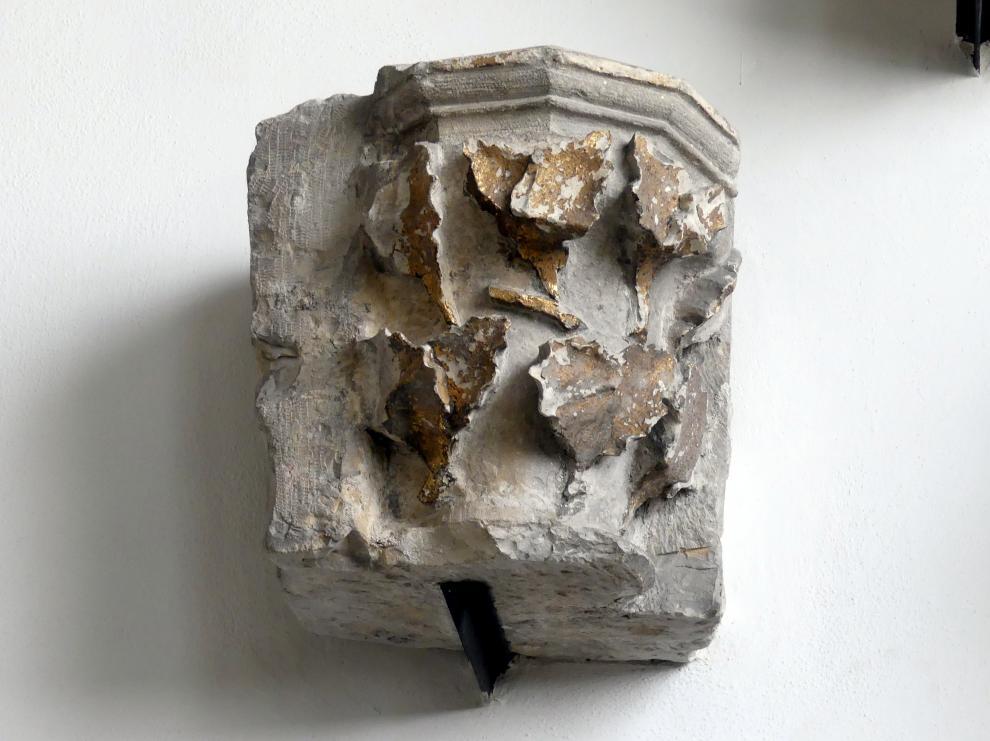 Dienstkapitelle (Kapitelle einer schlanken Säule), um 1300