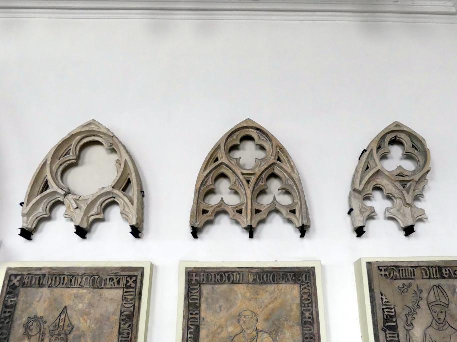 Fenstermaßwerke, nach 1350