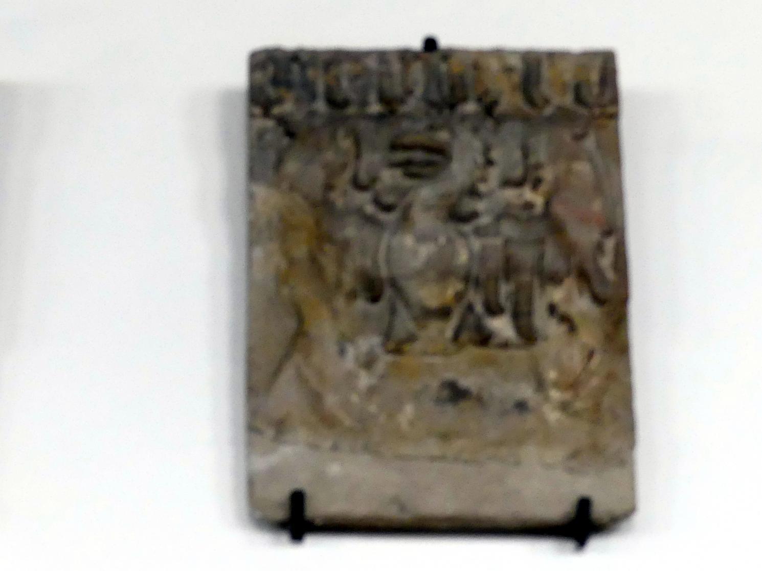 Wappen mit mährischem Adler, 2. Hälfte 14. Jhd.