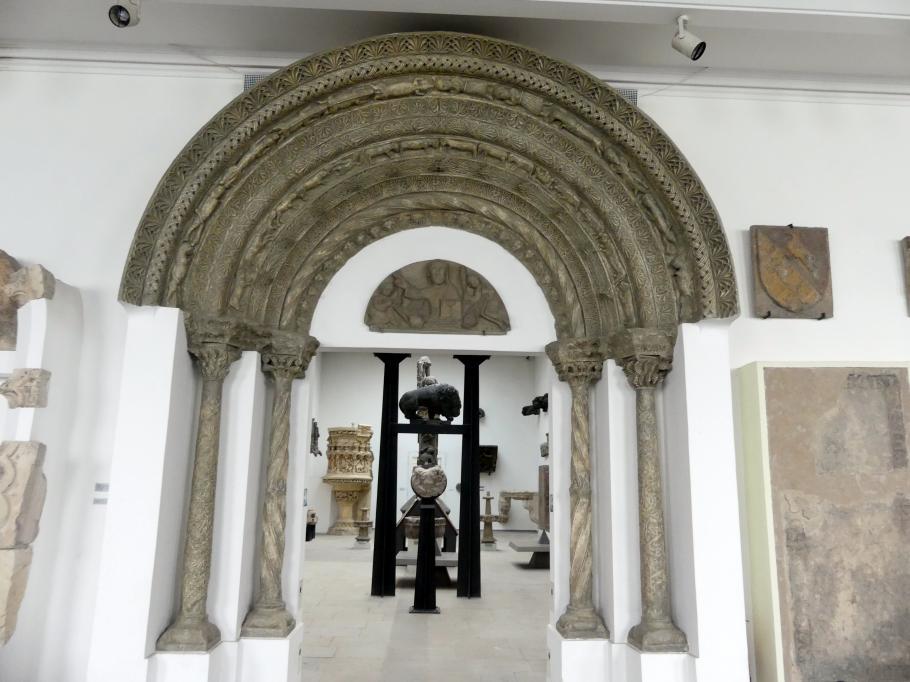 Portal, 3. Viertel 12. Jhd.