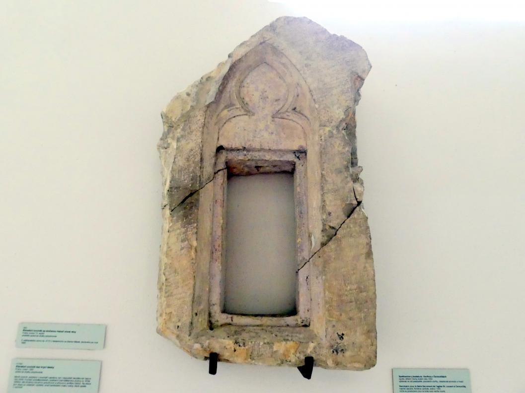 Sanktuarium für das Allerheiligste Sakrament, um 1350