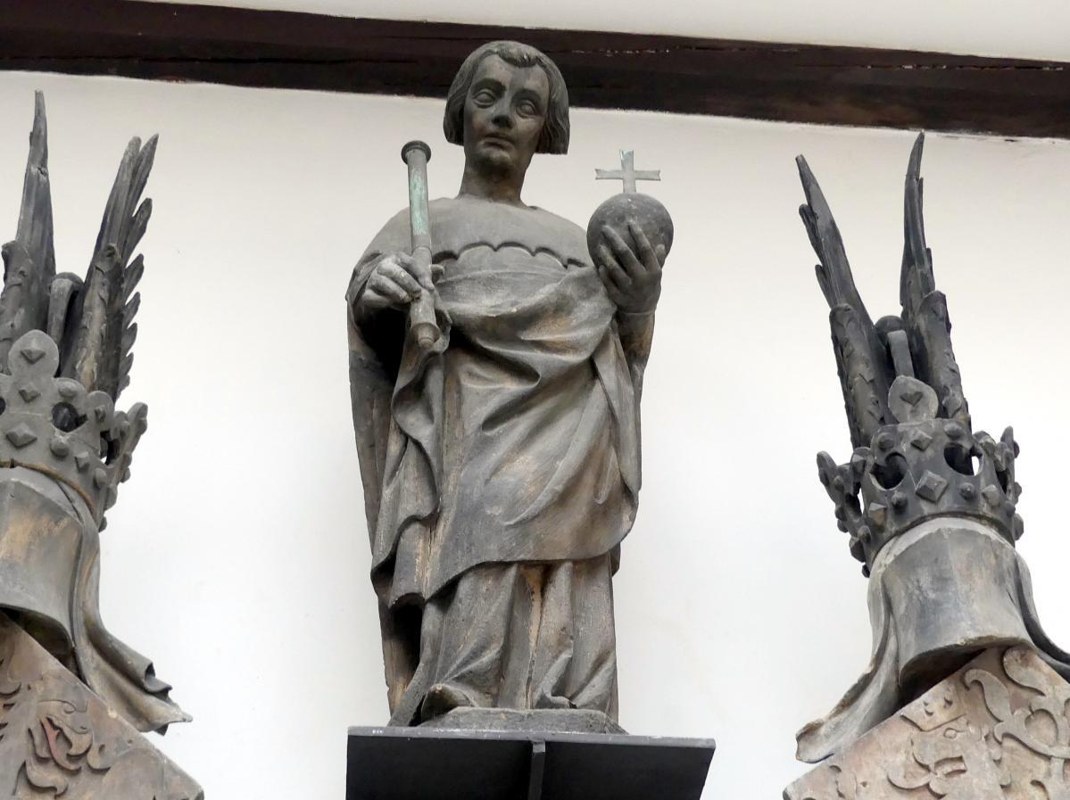 Peter Parler: Hl. Vitus (Veit), um 1380