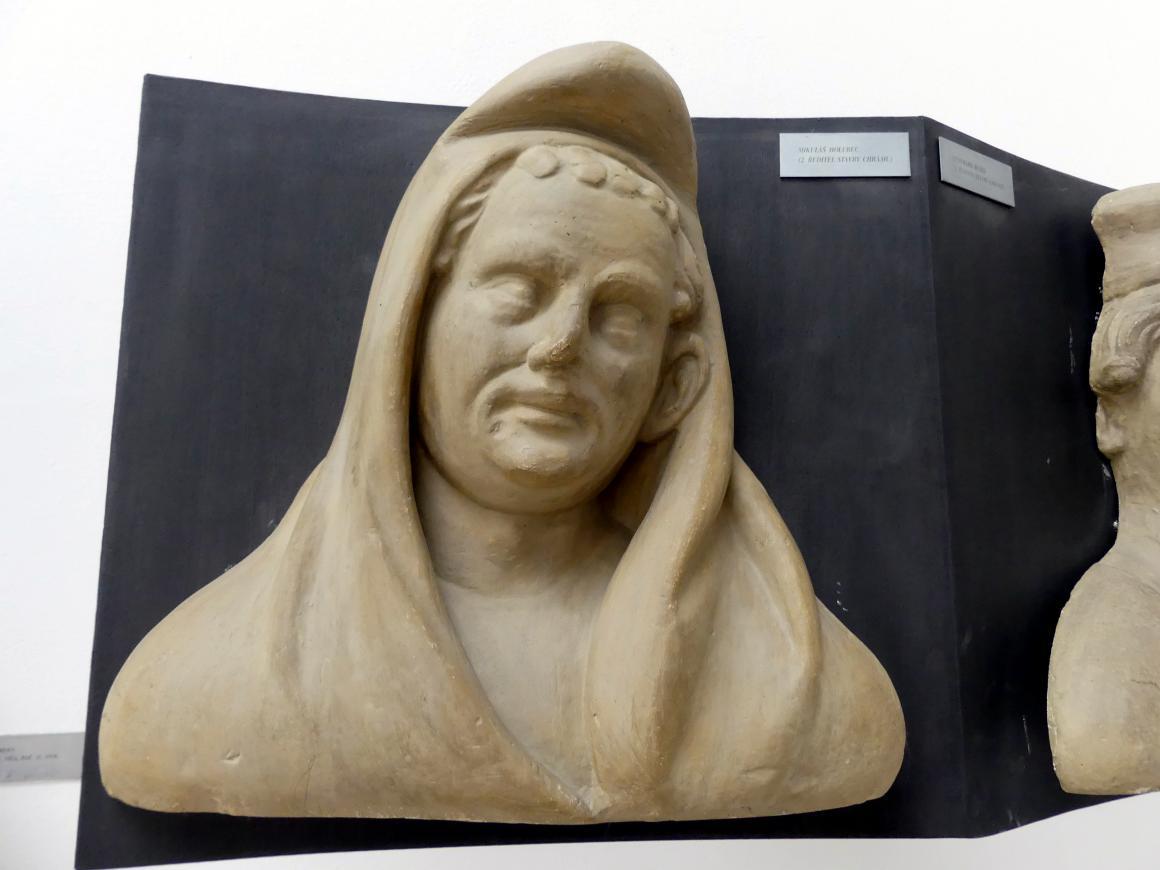 Peter Parler: Mikuláš Holubec, 2. Leiter der Bauhütte am Veitsdom, 1376 - 1385