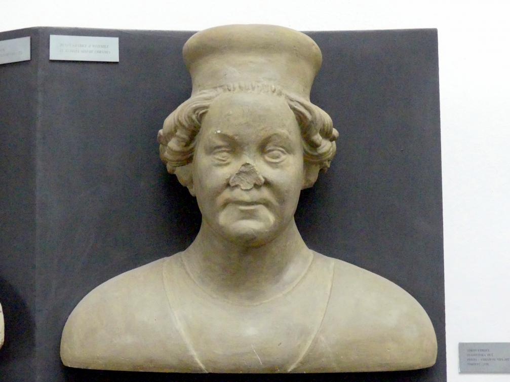 Peter Parler: Benesch von Weitmühl, 3. Leiter der Bauhütte am Veitsdom, 1376 - 1385