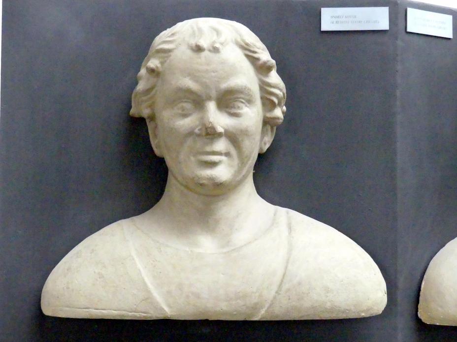 Peter Parler: Andreas Kotlík, 4. Leiter der Bauhütte am Veitsdom, 1376 - 1385