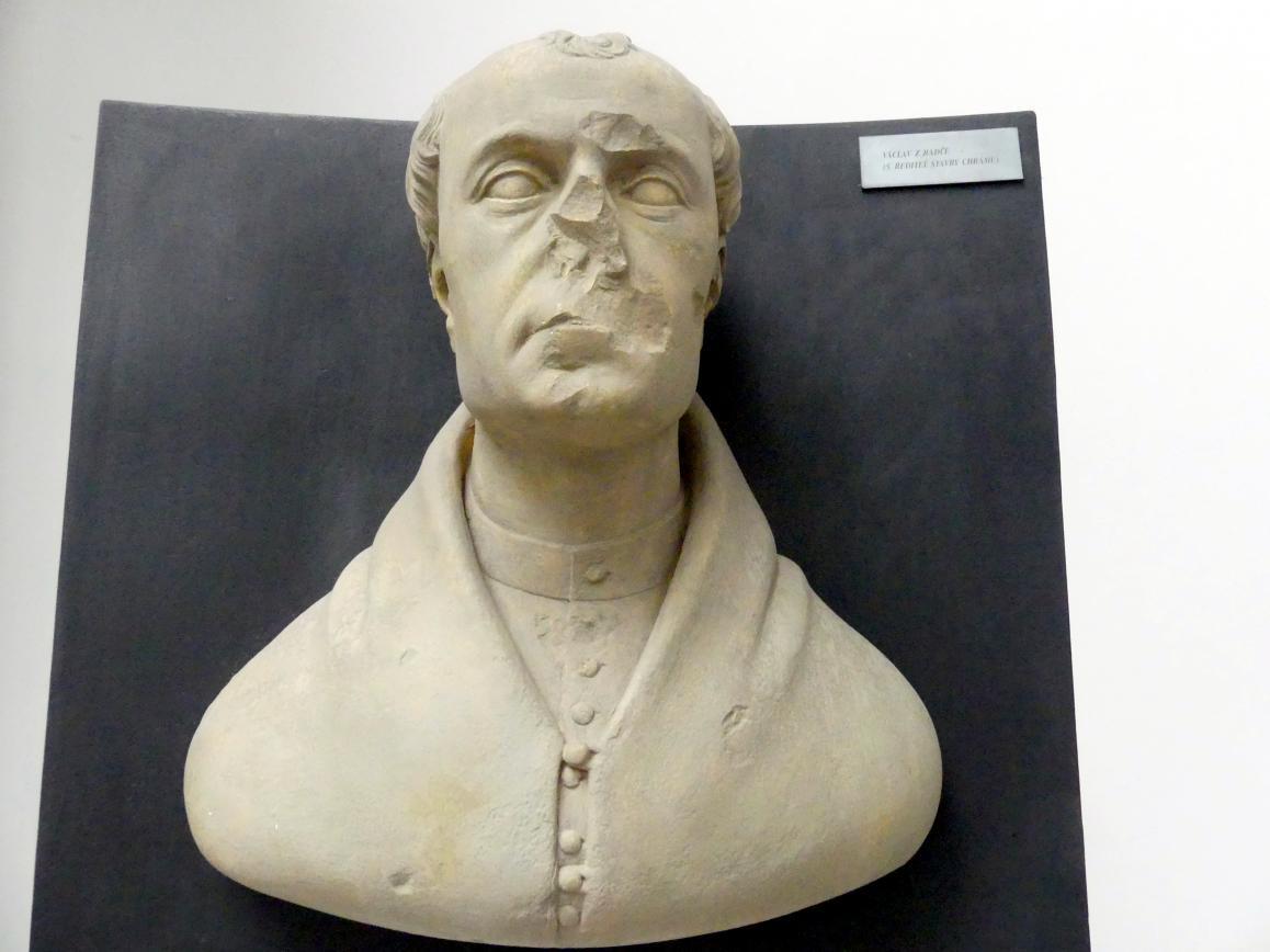 Peter Parler: Wenzel von Radetz, 5. Leiter der Bauhütte am Veitsdom, 1376 - 1385