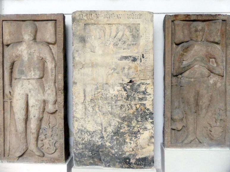 Grabstein von Heinrich Berka von Dubá (gestorben 9.1.1541), 1541
